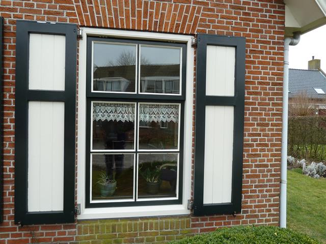 Ramen deuren kozijnen product willies hout haalbouw b.v.